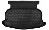 AvtoGumm Резиновые коврики в багажник Geely Emgrand Ec-7 (Хетчбэк)