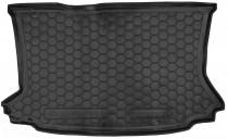 Резиновые коврики в багажник Ford Eco Sport (2015>)