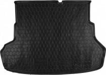 Резиновые коврики в багажник Kia Rio (2011>) (Седан)
