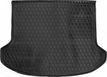 Резиновые коврики в багажник Kia Sorento (2013>) (7мест)