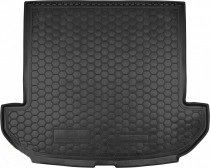 AvtoGumm Резиновые коврики в багажник Kia Sorento (2015>) (7мест)