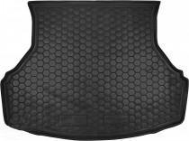 Резиновые коврики в багажник Lada Granta (Седан) (без шумоизоляции)