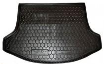 Резиновые коврики в багажник Kia Sportage Lll (2010>)  AvtoGumm