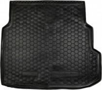 Резиновые коврики в багажник Mercedes W211  AvtoGumm