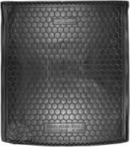 Резиновые коврики в багажник Mercedes X164 (GL-Class)  AvtoGumm