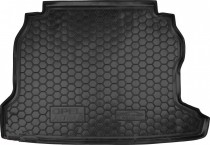 AvtoGumm Резиновые коврики в багажник Opel Astra G (1998>) (Седан)
