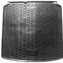 Резиновые коврики в багажник Skoda Fabia I (>2007) (Хетчбэк)
