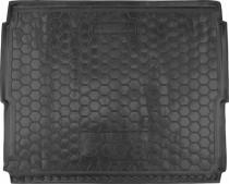 Резиновые коврики в багажник Peugeot P 3008 (2013-)