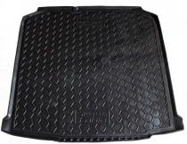 Резиновые коврики в багажник Skoda Fabia LI (2007>) (Универсал)