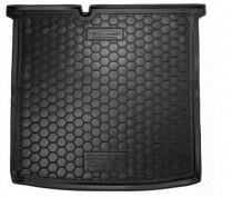 Резиновые коврики в багажник Skoda Fabia Lll (2015>) (Универсал)