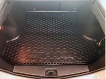 Резиновые коврики в багажник Renault Logan MCV (2013>) (Универсал)  AvtoGumm