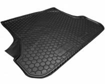Резиновые коврики в багажник Toyota Land Cruiser 100