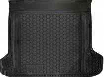 Резиновые коврики в багажник Toyota Land Cruiser 150 (Prado) (5мест+2места-опция)