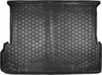 Резиновые коврики в багажник Toyota Land Cruiser 150 (Prado) (7 мест)