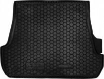 Резиновые коврики в багажник Toyota Land Cruiser 200 (5 мест)