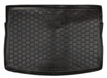 Резиновые коврики в багажник Volkswagen Golf 7 (Хетчбэк)