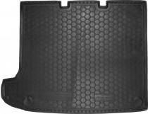 Резиновые коврики в багажник Volkswagen  T5 (2010>) Caravelle (длинный без печки)  AvtoGumm