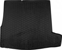 Резиновые коврики в багажник Volkswagen Passat B5 (Седан)  AvtoGumm