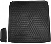 Резиновые коврики в багажник Volkswagen Passat B7 (Седан)  AvtoGumm