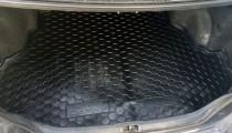 Резиновые коврики в багажник Toyota Camry (V 50)(2011>) (Premium)