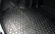 Резиновые коврики в багажник Toyota Camry (2011>) (Еlegance/Сomfort)
