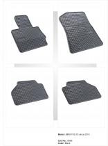Резиновые коврики в салон BMW F25 X3 (2010 -)