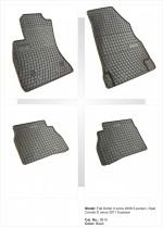 EL TORO Резиновые коврики в салон Fiat Doblo II 5os (2008)