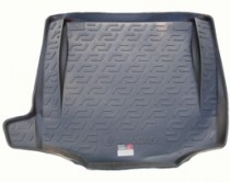 Коврики в багажник BMW 1ser (E87) hb 5 dr. (04-11) - пластик