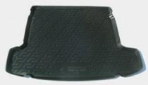 L.Locker Коврики в багажник BMW X1 (E84) - пластик