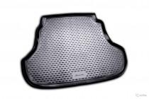 Коврики в багажник Chery Bonus A13 s/n (11-) - пластик
