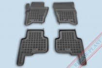 REZAW-PLAST Резиновые коврики в салон Land Rover Discovery III (2004-2009)