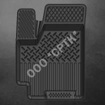 СРТК Резиновые коврики в салон ЗАЗ Вида 2012-