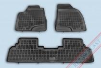 REZAW-PLAST Резиновые коврики в салон Lexus RX Series (2010-)