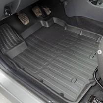 Резиновые коврики в салон Renault Logan/Logan MSV 2004-2013 СРТК