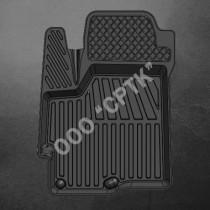 СРТК Резиновые коврики в салон Ситроен Си Кроссер 2007-