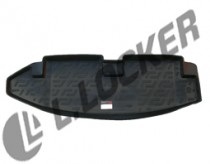 L.Locker Коврики в багажник Chevrolet Trail Blazer II (12-) 7мест - пластик