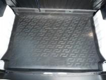Коврики в багажник Citroen Berlingo пассажирский (08-) - пластик L.Locker