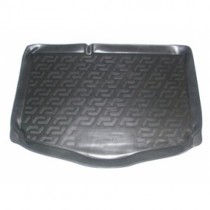 L.Locker Коврики в багажник Citroen C3 mk II hb (09-) - пластик