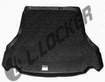 L.Locker Коврики в багажник Daewoo Lanos (97-) - пластик