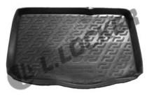 L.Locker Коврики в багажник Fiat Grande Punto (06-) - пластик
