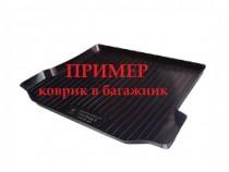 L.Locker Коврики в багажник Fiat Panda hb (04-) - пластик