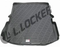 L.Locker Коврики в багажник Ford Explorer V (10-) - пластик