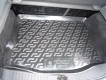 L.Locker Коврики в багажник Ford Focus II hb (04-) - пластик