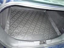 L.Locker Коврики в багажник Ford Focus II sd (04-) - пластик