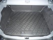 Коврики в багажник Ford Focus II un (05-) - пластик L.Locker