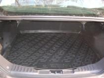 Коврики в багажник Ford Focus III s/n (11-) - пластик L.Locker