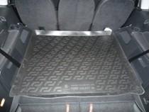 Коврики в багажник Ford Galaxy (06-) - пластик L.Locker