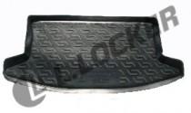 L.Locker Коврики в багажник Geely MK 2 hb (09-) - пластик