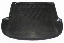 L.Locker Коврики в багажник Hyundai Santa Fe II (10-) 5-мест - пластик