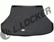 L.Locker Коврики в багажник Kia Cerato III sd (13-) - пластик